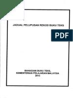 JPR Buku Teks