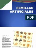 SEMILLAS ARTIFICIALES