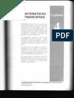 CAPITULO 4 Matematica Financiera