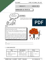 II BIM - RV - 2do. Año - Guía 4 - Comprensión de Textos II.doc