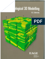 Geological 3D Modelling