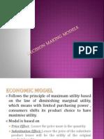 Decision Making Models, Imc