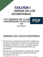 Ecologia I 3ra Smna