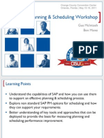 2608 SAP Planning and Scheduling Workshop (1)