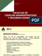 1 Informacion Facultad Induccion 2010