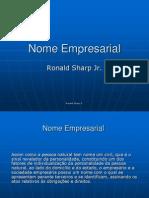 A constituição da entidade empresarial - JUCERJA - RCPJ ppt