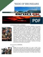 Bridex.- The Pride of Brunieans