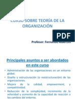 Curso de Teorc3ada General de La Organizacic3b3n