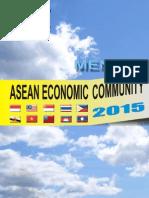 Buku Menuju Asean Economic Community 2015