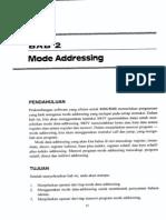 Bab2 Mode Addressing