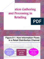Information Gathering in Retail