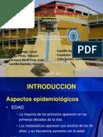 8. Tumores Oseo Benignos - SEMINARIO