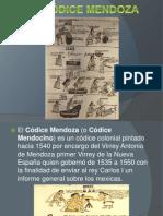 tarea El Códice Mendoza