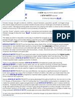 New Blue Fact Sheet