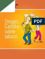 Drogas Cartilha Sobre Tabaco