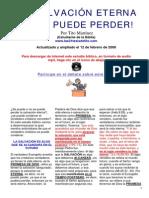 LA SALVACION ETERNA NO SE PUEDE PERDER.pdf
