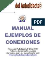 _MANUAL de Electricidad_Ejemplos de Conexiones