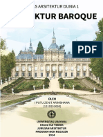 Arsitektur Baroque