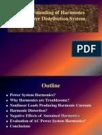 Understanding of Harmonics in Power Distribution System
