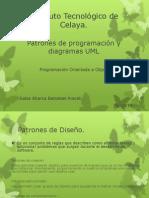 Patrones de programación y diagramas UML