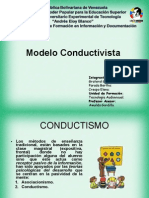 Aprendizaje Conductivista 2