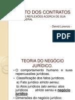 Negocio Juridico e Contratos