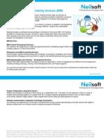 Neilsoft -Neilsoft - Building Information Modeling (BIM) Services