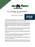 Arreola, Juan Jose - La Cancion de Peronelle