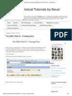Crm Web_ui Creating Views