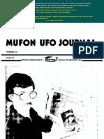 Mufoh Ufo Journal