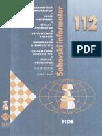 Chess Informant 112 2011-05-08 348p