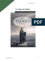 Tolkien J R R - Los Hijos de Hurin
