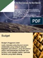 Budgeting Materi 1