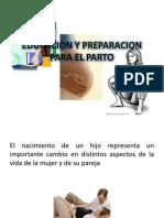 Educacion y Preparacion Para El Parto