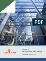 Gujarat – An 'emerging' hub for ICT (Leadership Summit 2012)