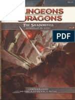 The Shadowfell - Gloomwrought and Beyond