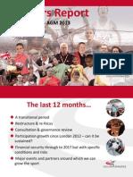 2013 Directors Report