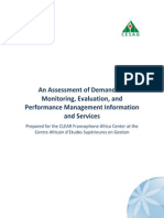 Clear Francophone Demand Assessment