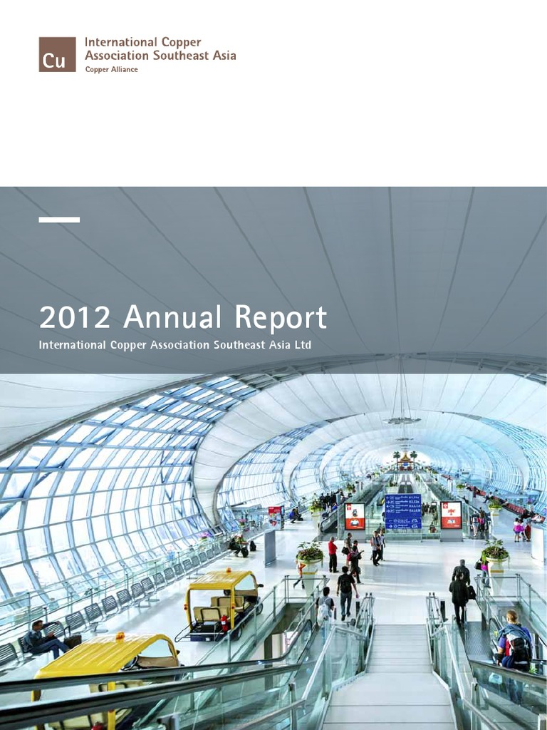 International Copper Association Southeast Asia Annual Report 2012 ...