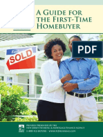 House buyer Firsttime Homebuyer Guide