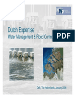 Dutch Water Management