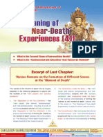 Lake of Lotus (41)-The Profound Abstruseness of Life and Death- The Meaning of Near-Death Experiences (41)-By Vajra Master Pema Lhadren-Dudjom Buddhist Association