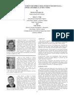 Positive Displacement Rece Pump Fundamentals