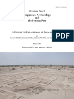 A Report on Excavations at Farmana 2007-08