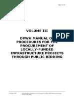 dpwh vol. 3