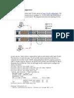 ProCurve VLAN Configuration
