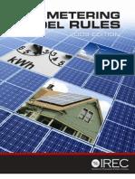 IREC Model Net Metering Rules 2009