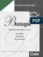 Biologie XI Ardelean Rosu Istrate