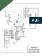 RFID door entry system