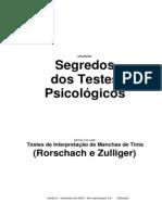 Segredos Dos Testes de Rorschach eZulliger